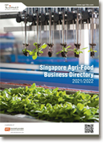 Singapore Agri-Food Business Directory Book Cover