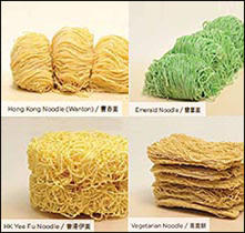 NOODLE RELATED PRODUCTS